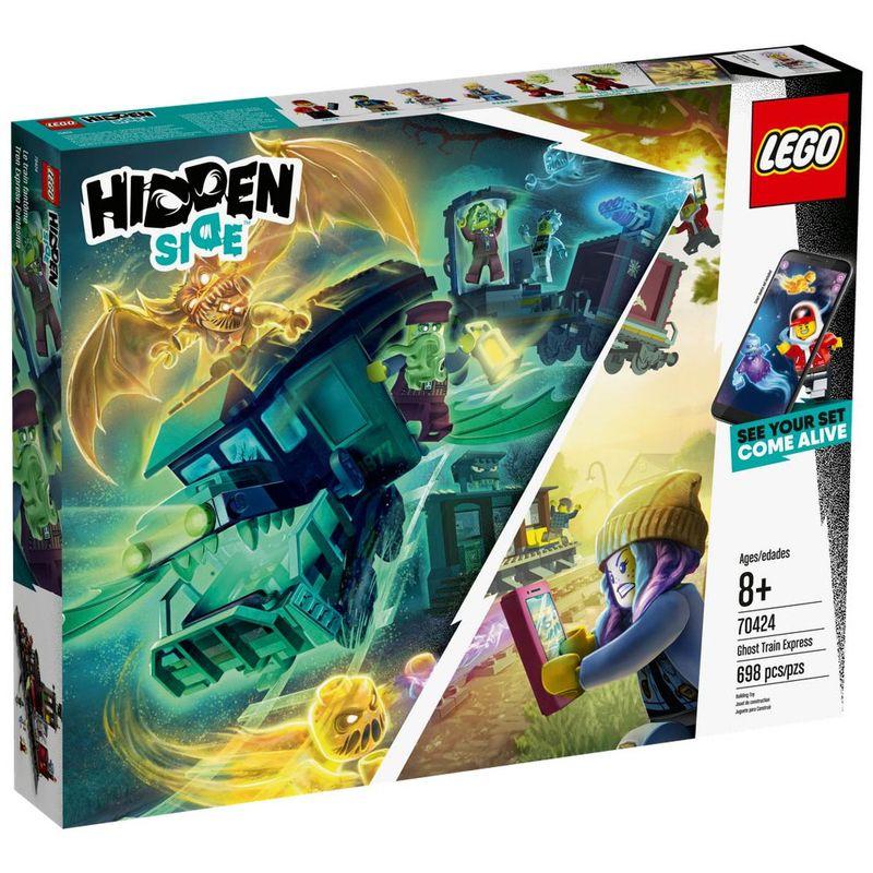 LEGO-Hiden-Side---Expresso-Fantasma---70424