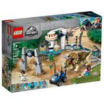 LEGO-Jurassic-World---Furia-do-Triceratops---75937