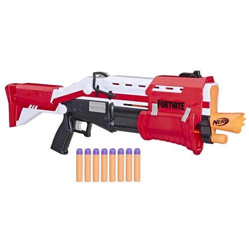 Lançador de Dardos - Nerf - Fortnite Reskin - Hasbro