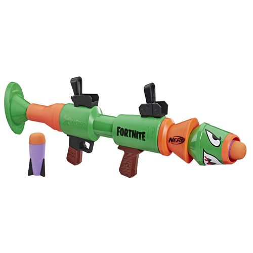 Lançador de Dardos - Nerf - Fortnite RL Blaster - Hasbro