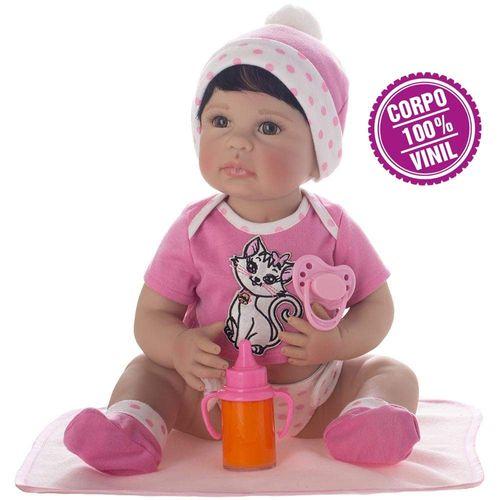 Boneca Laura Doll - Newborn - Iolanda - Shiny Toys