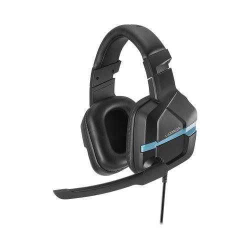 Fone de Ouvido - Headset PS4 Gamer - Warrior Askari - Azul - Multikids