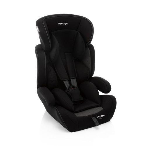 Cadeira para Auto - De 9 a 36 Kg - Alfa - Preto - Voyage
