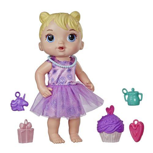 Boneca Baby Alive - Festa de Presentes - Loira - E8719 - Hasbro