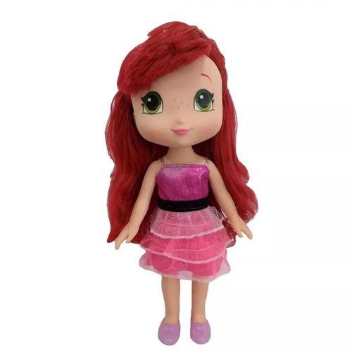 Boneca Moranguinho - 30Cm - Pop Toddler - Mimo