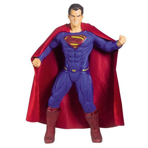 Boneco Articulado - 50 Cm - DC Comics - Liga Da Justiça - Superman - Mimo