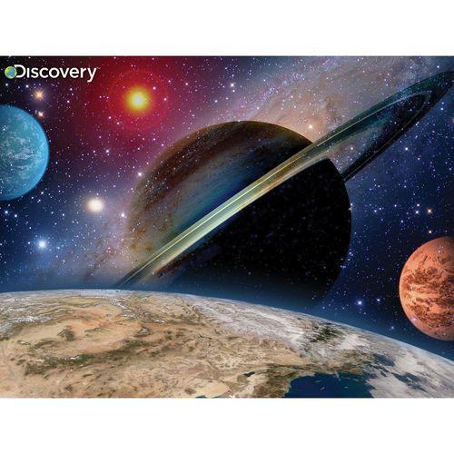 Quebra-Cabeça 3D - 100 Peças - Planetas - Multikids