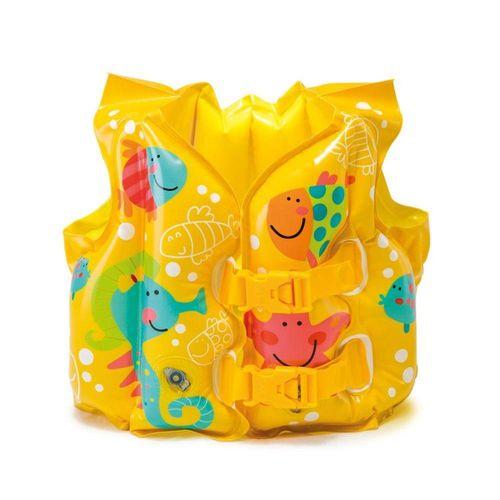 Intex Colete Infantil Inflável - Peixinhos