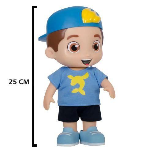 Boneco Articulado - 25 Cm - Luccas Neto - Novabrink