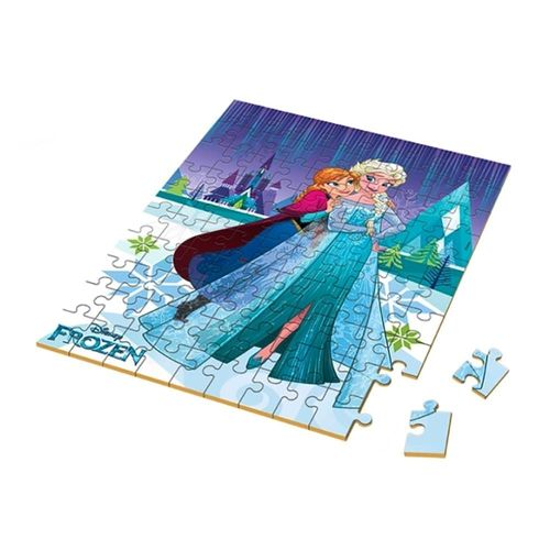 Quebra-Cabeça - 100 Peças - Disney - Frozen 2 - Xalingo