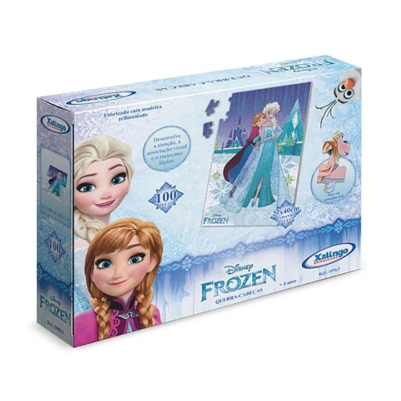 Quebra-Cabeca---100-Pecas---Disney---Frozen-2---Xalingo_Detalhe