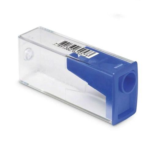 Apontador com Depósito - Azul - Faber-Castell