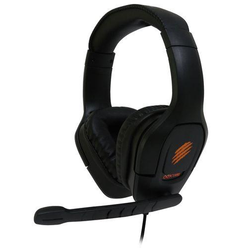 Fone de Ouvido - Headset Brutal - HS412 - Preto - OEX