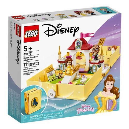 LEGO Disney - Princesas Disney - Aventuras do Livro de Contos - Bela - 43176