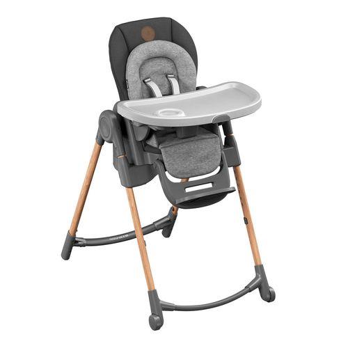 Cadeira de Alimentação - Minla - Essential Graphite - Maxi-Cosi