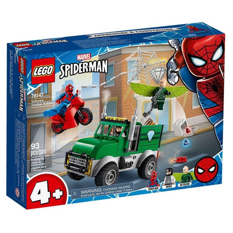 lego-super-heroes-disney-marvel-homem-aranha-o-assalto-ao-caminhoneiro-de-vulture-76147_Frente