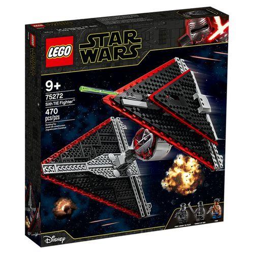 LEGO Star Wars - Disney - TIE Fighter Sith - 75272