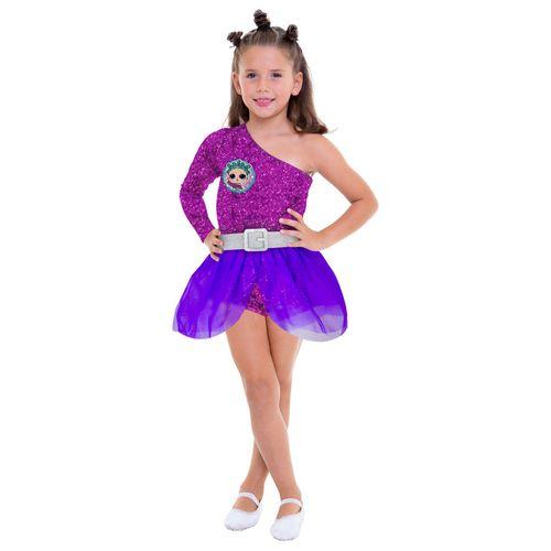 Fantasia Infantil - LOL Surprise! - Cosmic Queen - Regina Festas