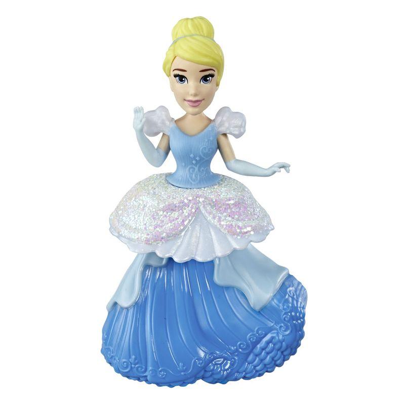 Mini-Boneca---15-Cm---Disney---Princesas---Royal-Clips---Cinderela---Hasbro