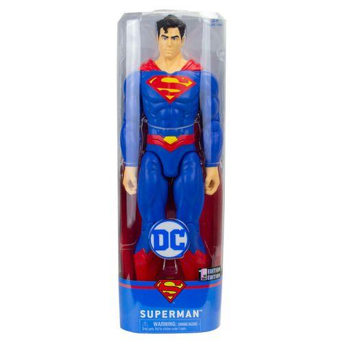 Boneco Articulado - DC Comics - Liga da Justiça - Superman - 29 Cm - Sunny
