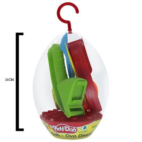 Massa de Modelar - Play-Doh - Ovo Divertido - Embalagem de Páscoa - Monte Líbano