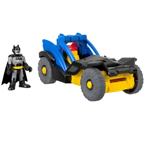 Veículos - Imaginext DC Super Amigos - Batman Buggy - Fisher-Price