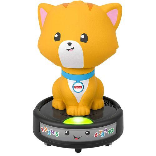 Brinquedo Interativo - Gatinho Engatinha Comigo - Fisher-Price