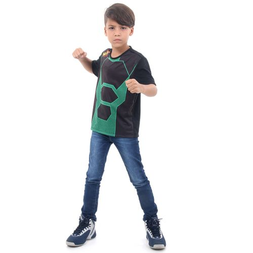Camiseta Nerf Verde - Sulamericana