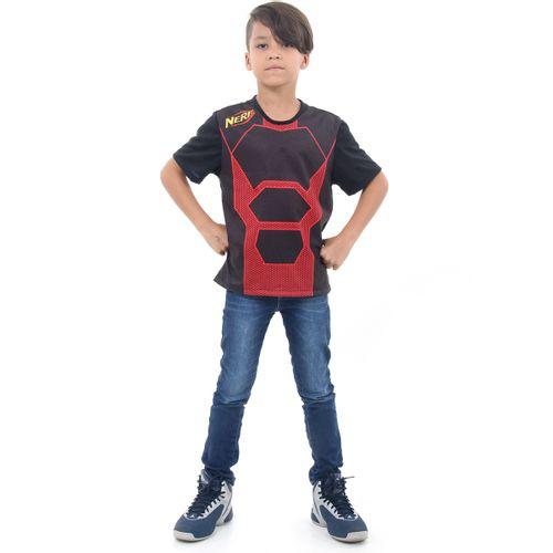 Camiseta Nerf Vermelho - Sulamericana
