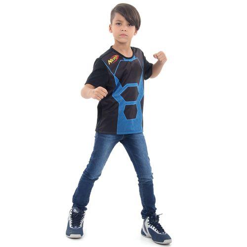 Camiseta Nerf Azul - Sulamericana