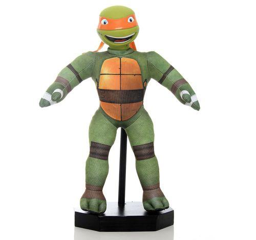 Boneco Fantoche Tartaruga Ninja - Michelangelo