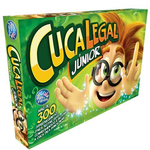 Jogo Cuca Legal Junior Pais e Filhos 2817 (710473)