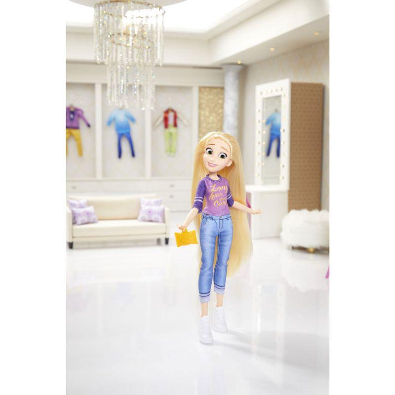 Boneca-Articulada---Princesas-Disney---Detona-Ralph---Rapunzel---Comfy-Squad---Hasbro