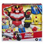Figura-Articulada-30-Cm---Mega-Mighties---Saban-s-Power-Rangers---Megazord---Hasbro