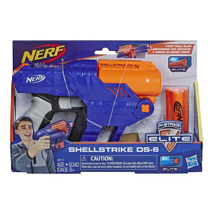 Lancador-de-Dardos---Nerf---N-Strike-Elite---Shellsstrike-DS-6---Hasbro