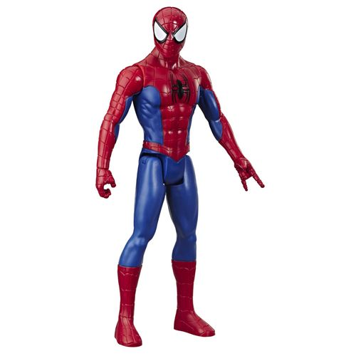 Boneco Articulado - 30 Cm - Disney - Marvel - Spider-Man - Titan Hero Series - Hasbro