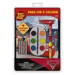 Livro-de-Colorir---Super-Color-Pack---Disney---Carros-3---DCL--Editora