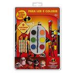 Livro-de-Colorir---Super-Color-Pack---Disney---Os-Incriveis-2---DCL-Editora