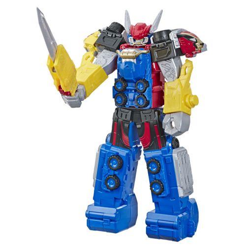 Figura Articulada - 50Cm - Power Rangers - Beast Morphers - Beast X Megazord - Hasbro
