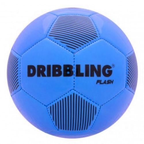 Bola de Futebol - Nº 5 - Dribbling Flash - Azul - Sportcom