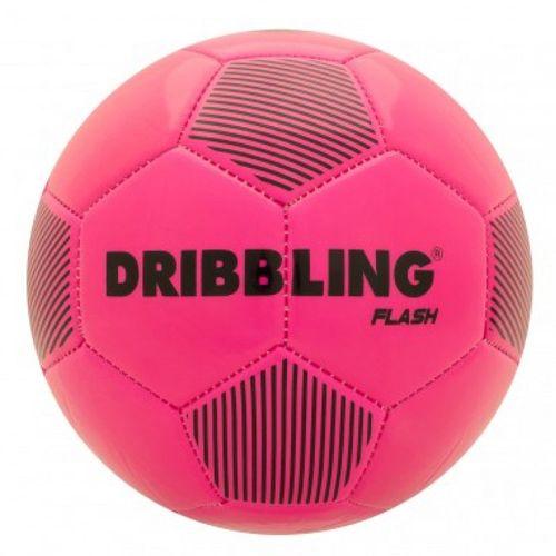 Bola de Futebol - Nº 5 - Dribbling Flash - Rosa - Sportcom