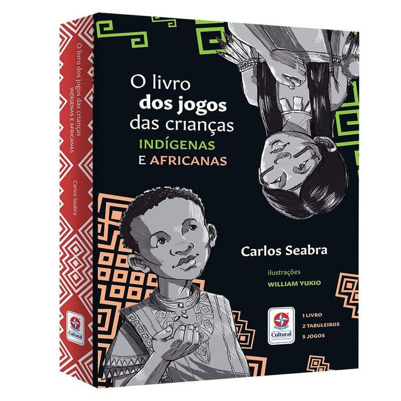 Livro---O-Jogo-das-Criancas-Indigenas-e-Africanas---Estrela-Cultural