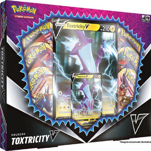 Cards Pokémon - Coleção Toxtricity V - Copag