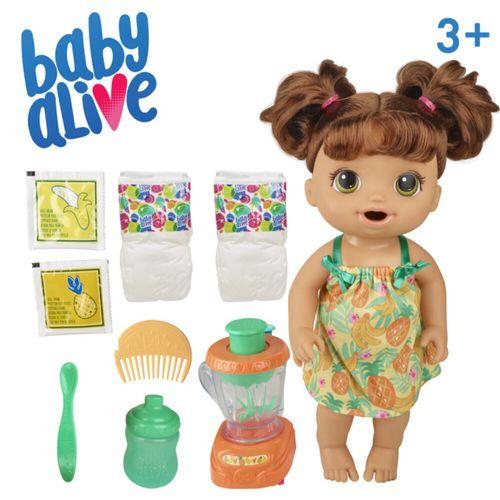 Boneca Baby Alive - Misturinha Sabor Tropical - E6944 - Hasbro