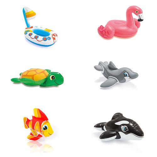 Brinquedos Aquáticos Infláveis Sortidos - Intex
