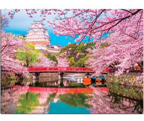 Quebra-cabeça - Cores da Ásia – 1000 peças - Japão - Toyster