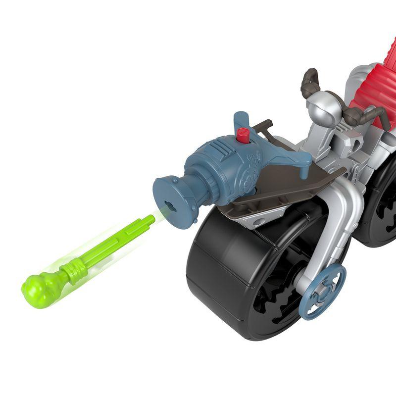Mini-Figura-e-Veiculo---Minions---Imaginext---Cinza--Mattel-1