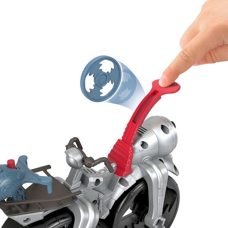 Mini-Figura-e-Veiculo---Minions---Imaginext---Cinza--Mattel-2