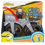 Mini-Figura-e-Veiculo---Minions---Imaginext---Cinza--Mattel-7