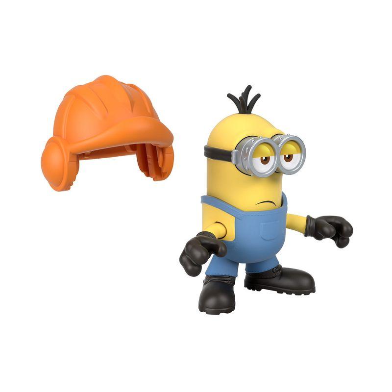 Mini-Figura---Imaginext-Minions-Construtor-Kevi---Amarelo---Fisher-Price---Mattel--0